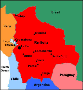 Bolivia Travel Information Beachcomber Pete Travel Adventures