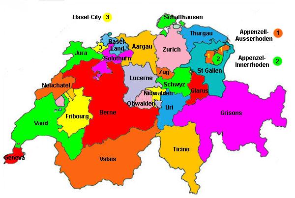 SwitzerlandBeachcomber Pete Travel