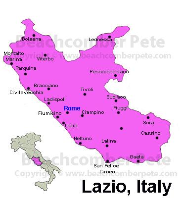 Italy Map of Italy Regions of Italy Map Italy Travel Information