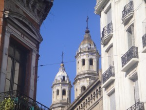 Old World Architecture San Telmo, Buenos Aires,  Argentina