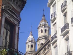 Old World Architecture San Telmo, Buenos Aires,  Argentina