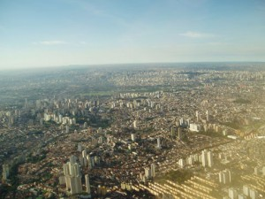 The never ending city, Sao Paulo Brazil