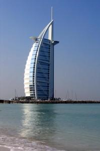 Burj-al-Arab Hotel Dubai