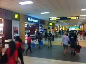 Jorge Chavez International Airport Lima Peru