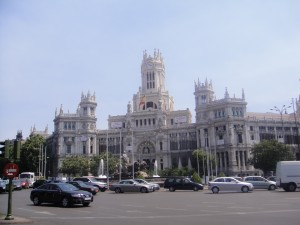 Prado Museum Madrid Spain