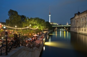 Strandbar Berlin Germany
