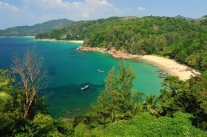 Beaches of Phuket Island, Thailand