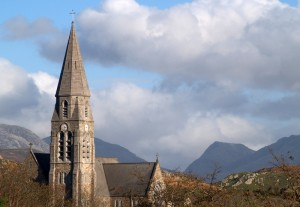 Clifden Catholic Church, Ireland