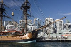 Darling Harbor Sydney Australia