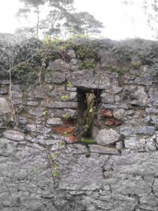 Stone Wall On Derry Property