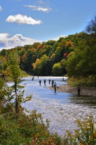 Fishing Ontario, Canada