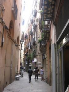 Gotic Quater Barcelona