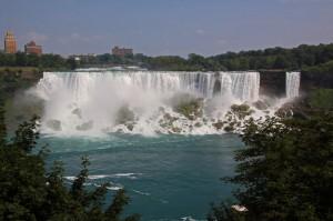 Niagra Falls Canadian Side