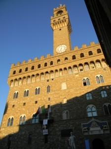 Palazzo Vecchio, Piazza della Signoria, Florence Italy