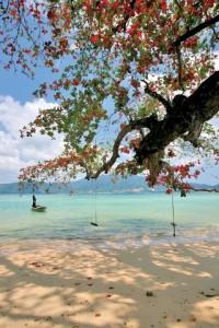 Patong Beach,Phuket Island, Thailand