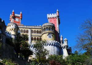 Pena Palace, Sintra Portugal
