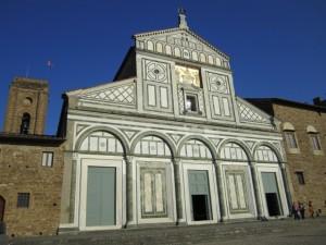 San Miniato al Monte, Florence Italy