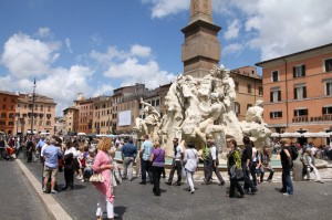 Seeing Rome by Walking