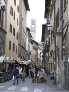 Streets of Florence, Italy