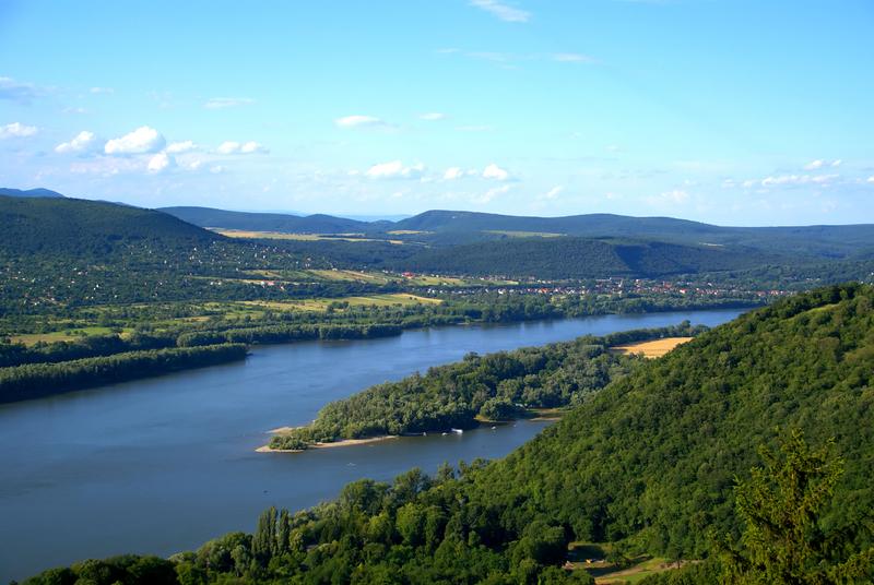 Danube River, Hungary