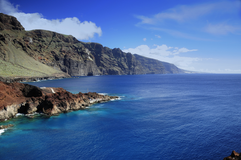 Teno in Tenerife, Canary Islands