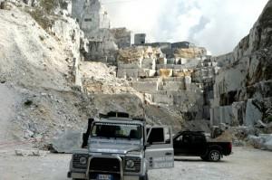 Carrara Marble Tours, Carrara, Italy