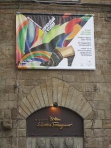 Ferragamo Shoe Museum, Florence Italy