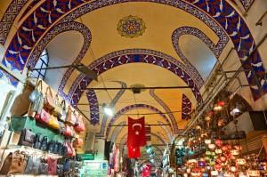 Grand Bazar Shops, Istanbul, Turkey