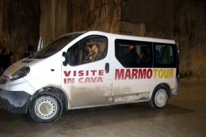 Marmo Tour Carrara, Italy