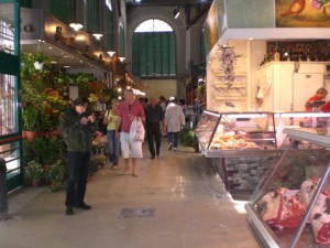 Mercato Centrale Florence, Italy