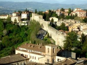 Hills of Perugia, Italy