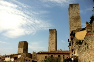More Towers of San Gimignano, Italy