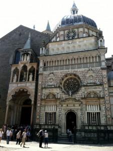 Bergamo Basilica di Santa Maria Maggiore