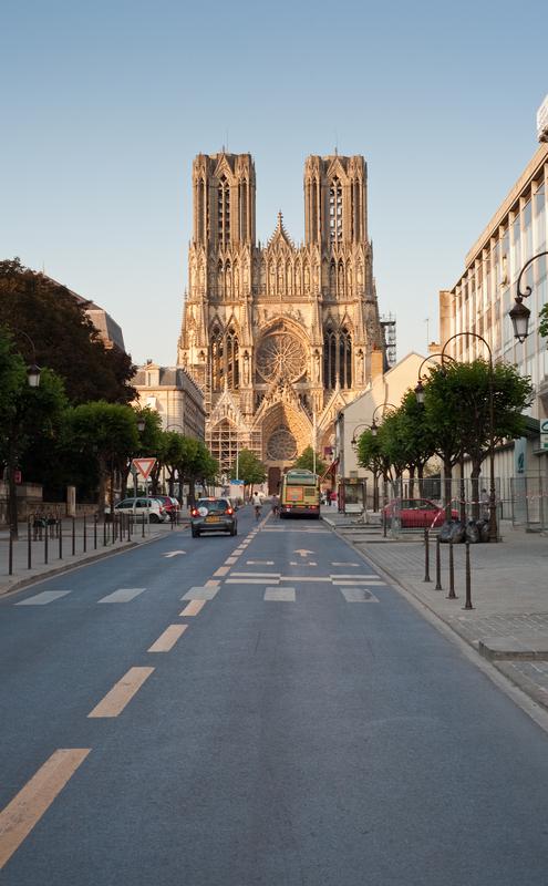 Notre Dame, Reims, France