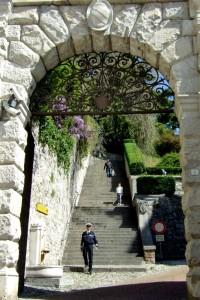 Udine - Arco Bollani, Friuli, Italy
