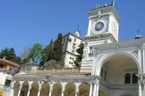 Udine Clock Tower, Friuli, Italy