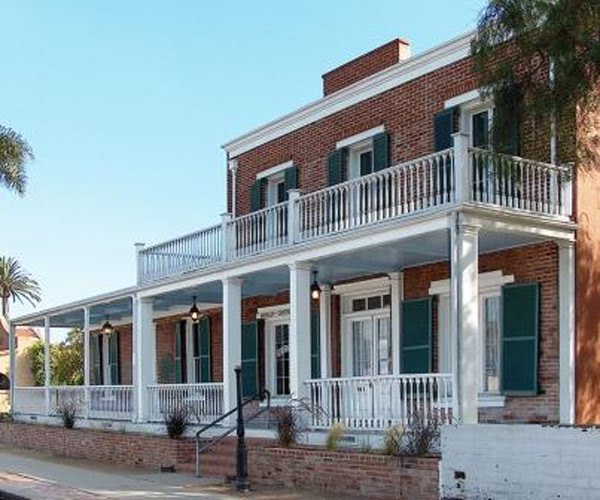 Whaley House Old Town San Diego California