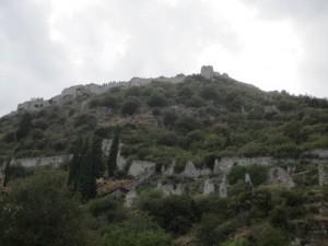 Mystras, Greece;