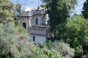 Castle Brown, Portofino, Liguria, Italy
