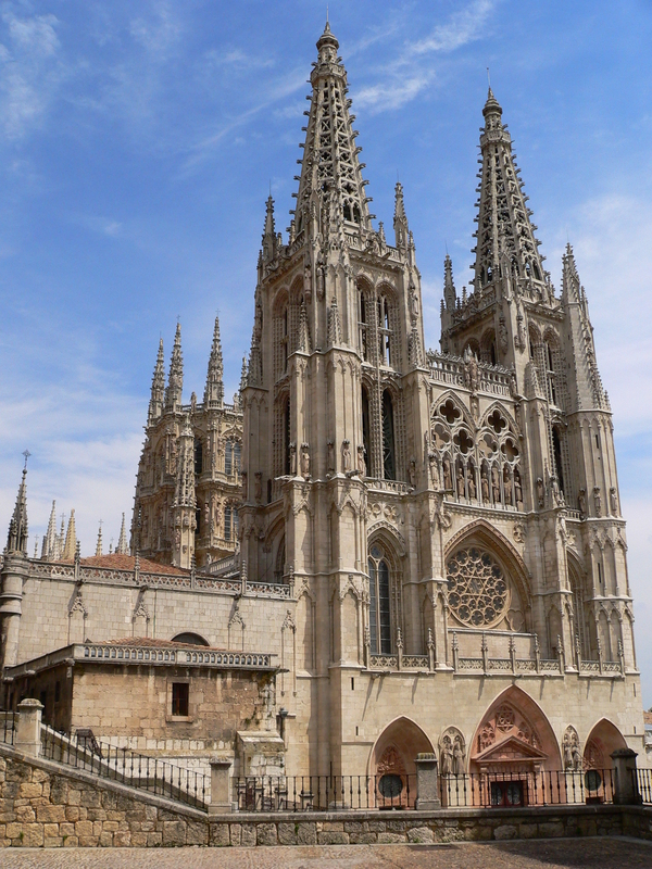 Cathedral Burgos,Spain