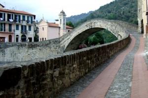 Dolceacqua Bridge,Liguria, Italy