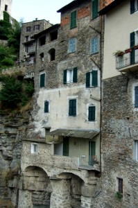 Dolceacqua Old Town, Liguria, Italy