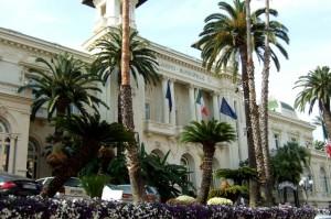 San Remo Casino, Liguria, Italy