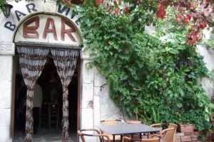 Savoca Bar Vitelli, Sicly, Italy