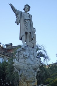 Christopher Columbus Santa Margherita, Liguria, Italy
