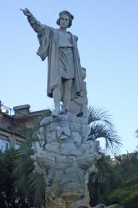 Christopher Columbus Santa Margherita, Liguria, Italy