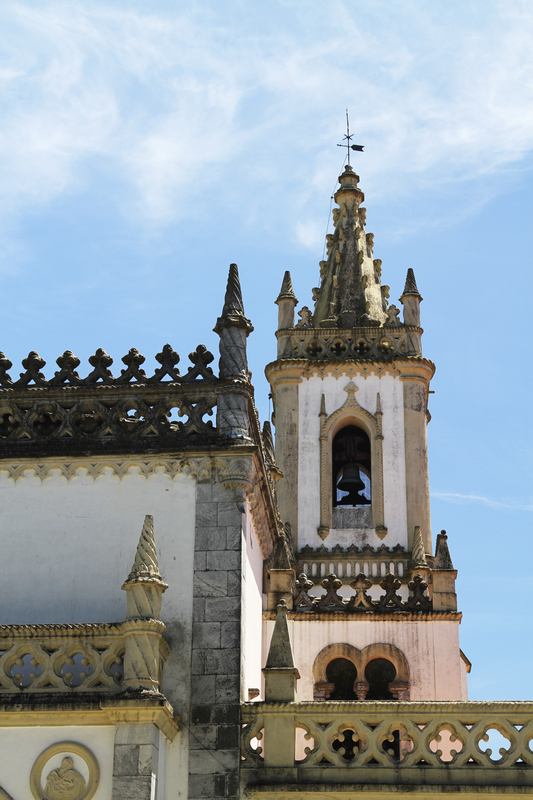 Church in Beja, Portugal