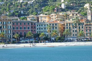 Just Like a Postcard, Santa Margherita, Liguria, Italy
