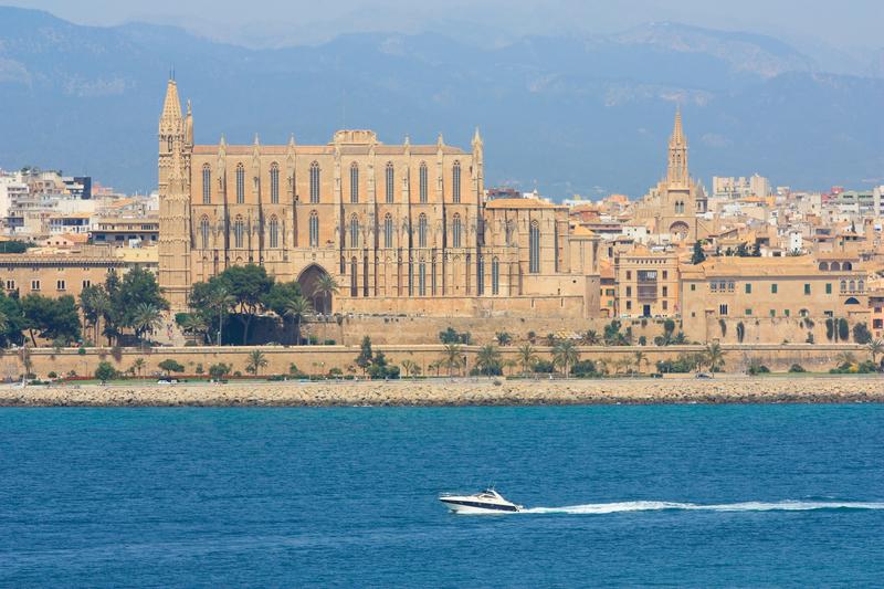 La Seu Cathedral, Palma de Mallorca, Spain