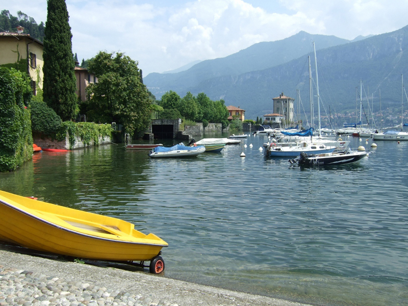 Pescallo, Lake Como, Italy